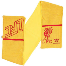 Neckwear / Scarves: Warrior Liverpool 14/15 Scarf Wsam415 - Accessories Fans Wear Football Head & Neck Wear Land