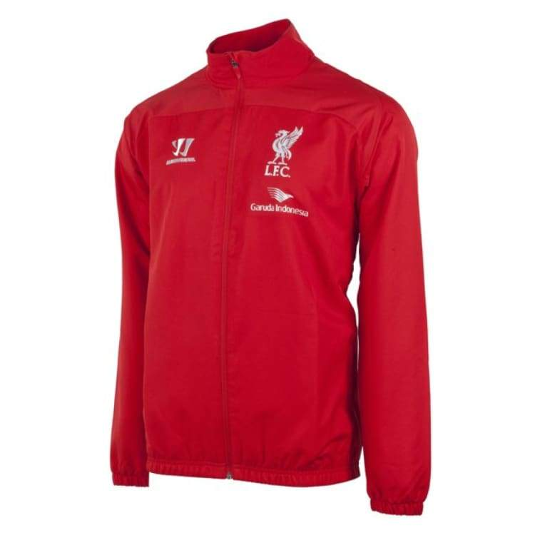 Jackets / Track: Warrior Liverpool 14/15 Training Jacket Hrd Wsjm406 - Warrior / S / Red / 1415 Clothing Football Jackets Jackets / Track |