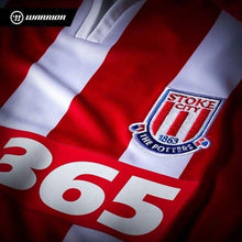 Jerseys / Soccer: Warrior Stoke City Fc 14/15 (H) S/s Wstm493 - 1415 Clothing Football Home Kit Jerseys