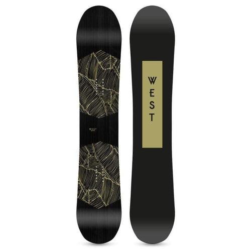 Snowboards: West Snowboarding Arvine Snowboard [Womens] 2019 - West Snowboarding / 141 / 1819 Gear Ice & Snow On Sale Snowboarding |