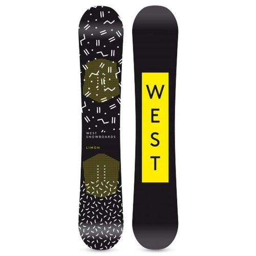 Snowboards: West Snowboarding Limon Snowboard [Park Ripper] 2019 - West Snowboarding / 150 / 1819 Gear Ice & Snow Mens On Sale |
