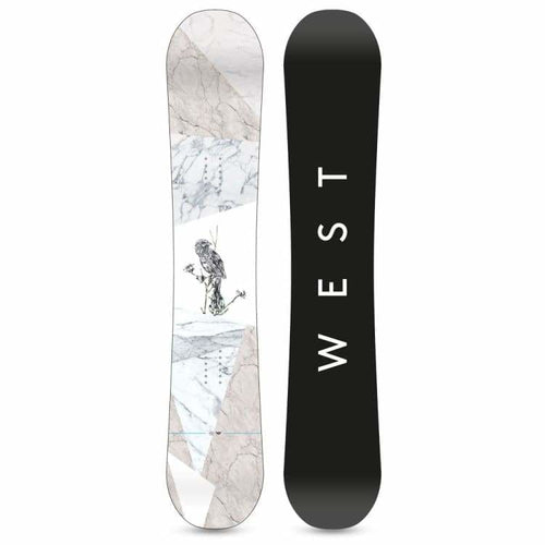 Snowboards: West Snowboarding Signature Elena/valhalla Snowboard [Womens] 2019 - West Snowboarding / 151 / 1819 Gear Ice & Snow On Sale