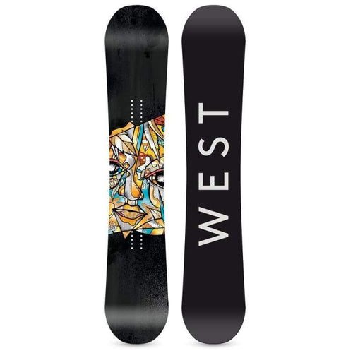 Snowboards: West Snowboarding Signature Fred/limon Snowboard 2019 - West Snowboarding / 150 / 1819 Gear Ice & Snow On Sale Snowboarding |
