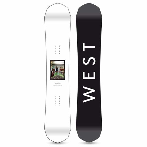 Snowboards: West Snowboarding Signature Leo/hache Snowboard 2019 - West Snowboarding / 157 / 1819 Gear Ice & Snow Mens On Sale |