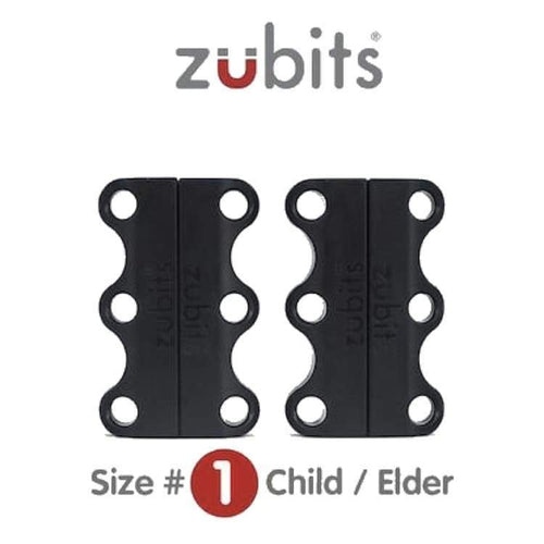 Shoes / Closure: Zubits Zu1Blk - Black [Child /elder / Some Adults] - Zubits / Black / 1 / Accessories Black Fitness & Exercise Footwear