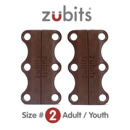 Shoes / Closure: Zubits Zu2Brn - Brown [Adult / Youth] - Zubits / Brown / 2 / Accessories Brown Fitness & Exercise Footwear Golf |