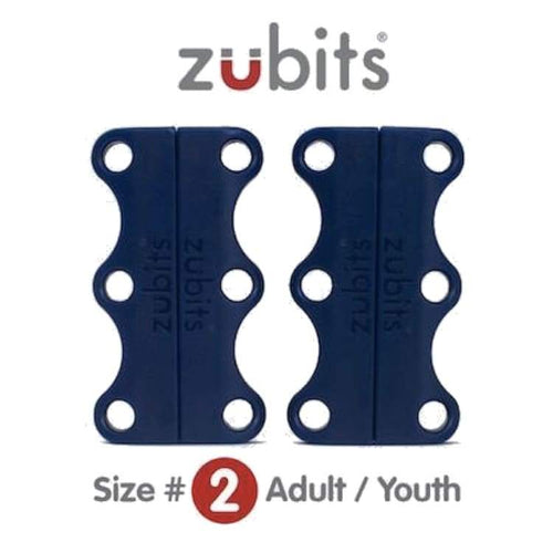 Shoes / Closure: Zubits Zu2Nbl - Navy Blue [Adult / Youth] - Zubits / Navy Blue / 2 / Accessories Fitness & Exercise Footwear Golf Kids |