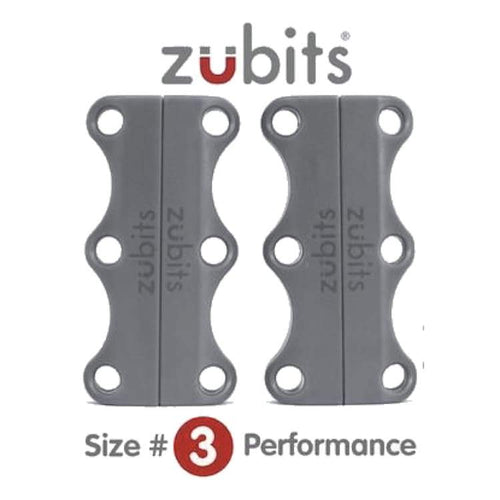 Shoes / Closure: Zubits Zu3Gry - Grey [Large Adult / Sport] - Zubits / Grey / 3 / Accessories Fitness & Exercise Footwear Golf Grey |