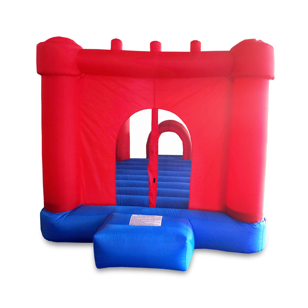 GIANT Inflatable bouncer, 145x95x74(In)/370x240x190(cm), for ages 3-6
