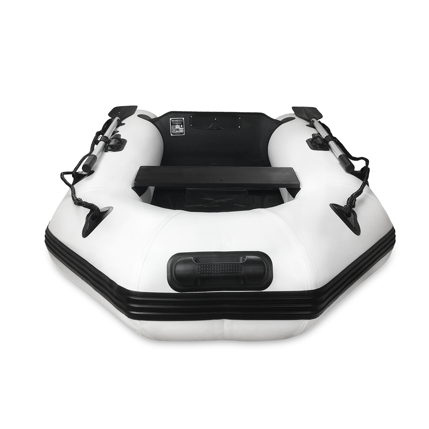230Pro Inflatable Dinghy - White