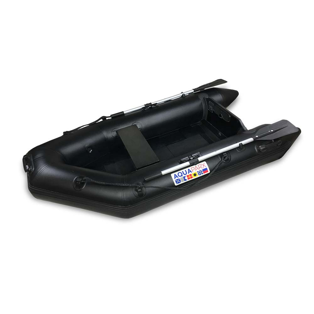 230Pro Inflatable Dinghy - Black