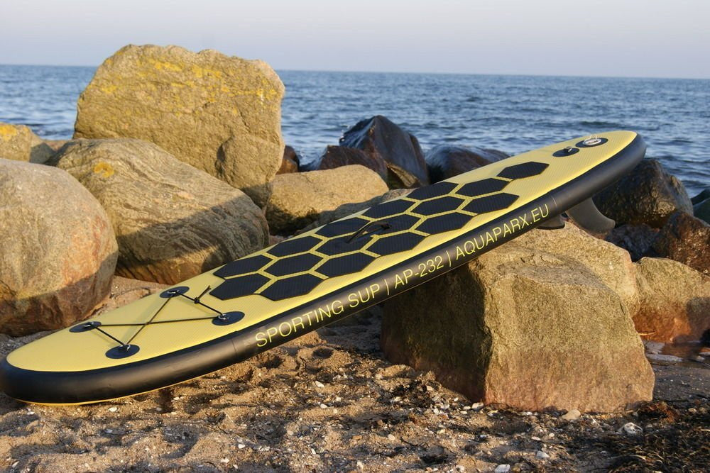 7' Inflatable Paddle Board for kids