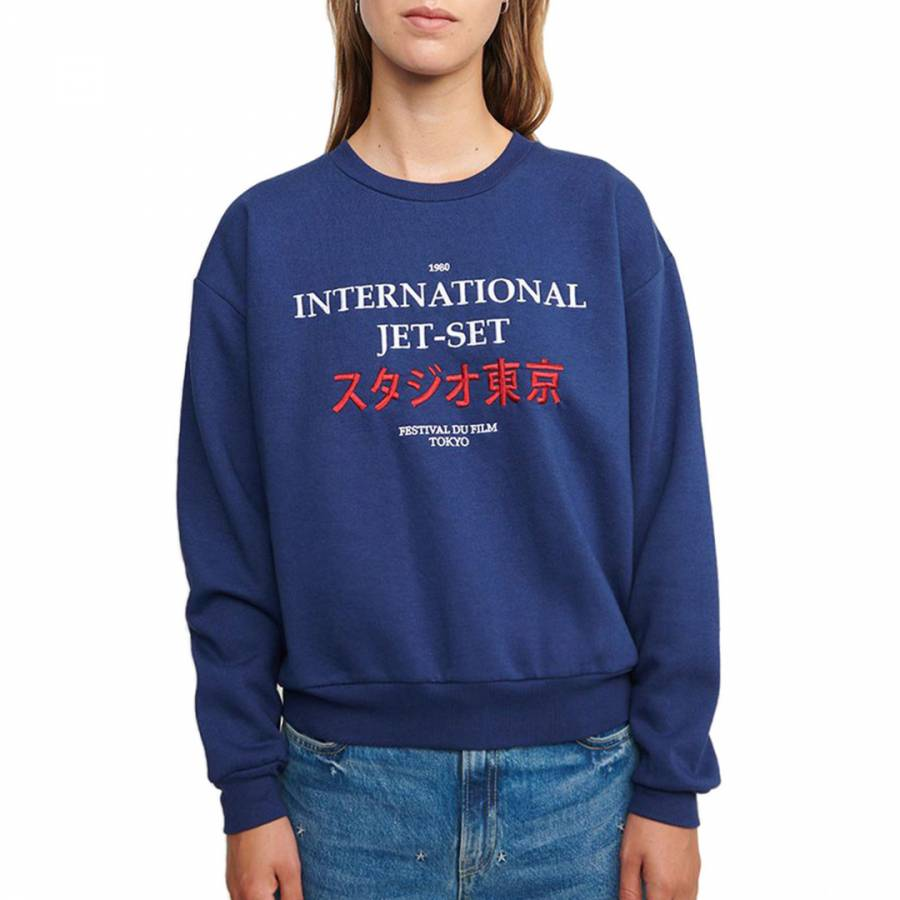 International Jet-Set Balloon fit sweat