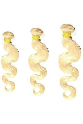 Russian Blonde Body Wave Bundle Deals