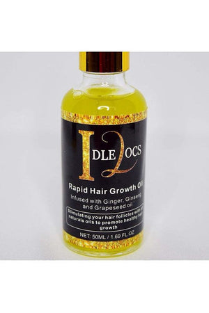 RAPID GROWTH OIL by Idle Locs