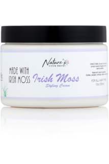 Irish Moss Styling Cream