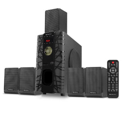 ZEBRONICS - BT6590RUCF 5.1 Multimedia Speakers