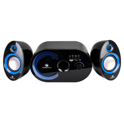 Zebronics - Rock Smart Plus 2.1 Multimedia Speakers
