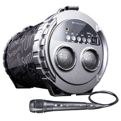 Zebronics - Super Bazooka Portable BT Speakers