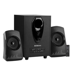 Zebronics - Feel 2.1 Multimedia Speakers