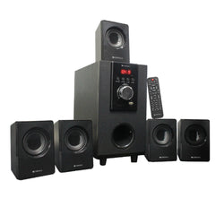 ZEBRONICS - SW6100RUCF 5.1 Multimedia Speakers