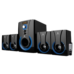 ZEBRONICS - BT3490RUCF  4.1 Multimedia Speakers