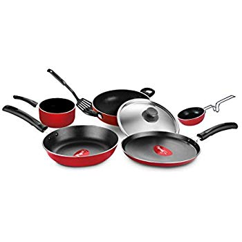 Pigeon Grand Non Stick Cookware Gift Set of 7 Pcs