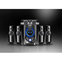 Zebronics - Whale 5.1 Multimedia Speakers
