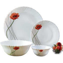 La Opala Diva Soul Passion Dinner Set of 19 Pcs.