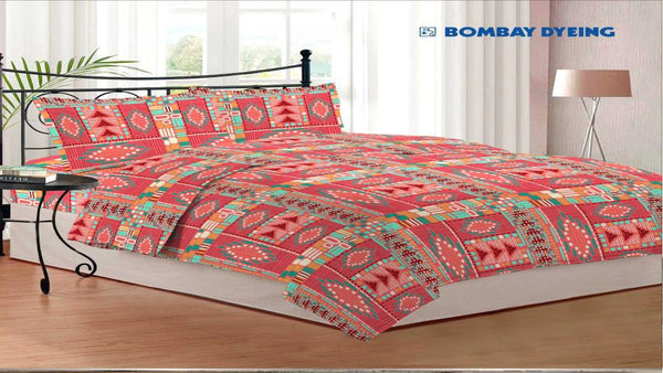 Elements - Bedsheet with pillow cover