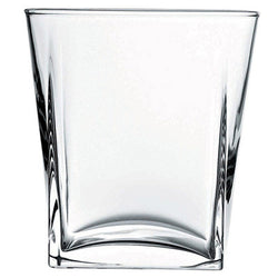 Pasabahce Carre Whiskey Glass 310 ml.
