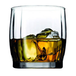 Pasabahce Dance Whiskey Glass 370ml.