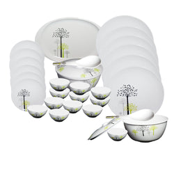 Milton Prime Dinner Set of 31 Pcs.