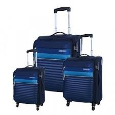 American Tourister Lisbon Expandable Large Luggage-81cm