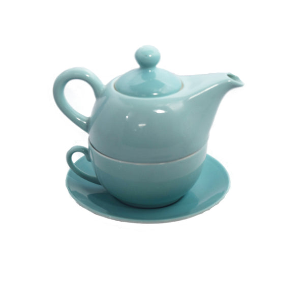 Tea for One Bleu de France Tea Set