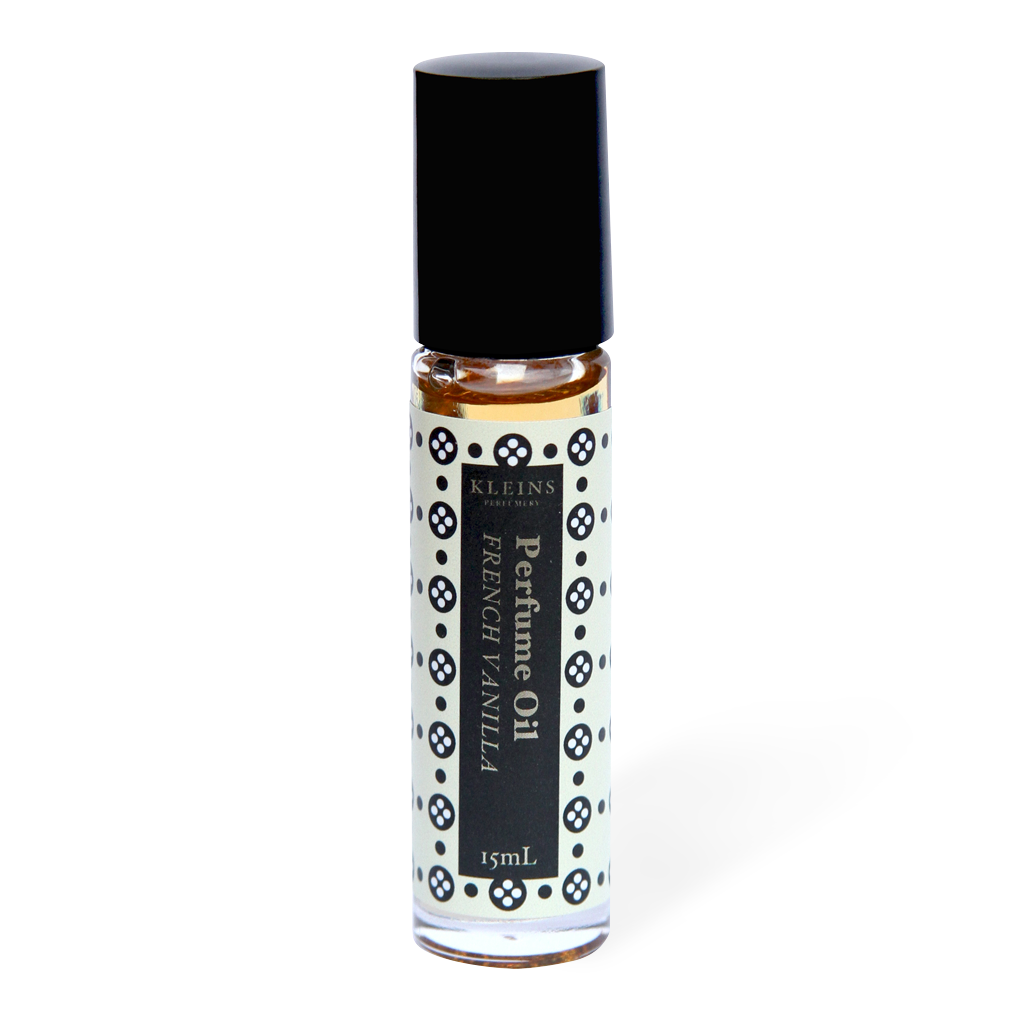 French Vanilla Perfume Oil