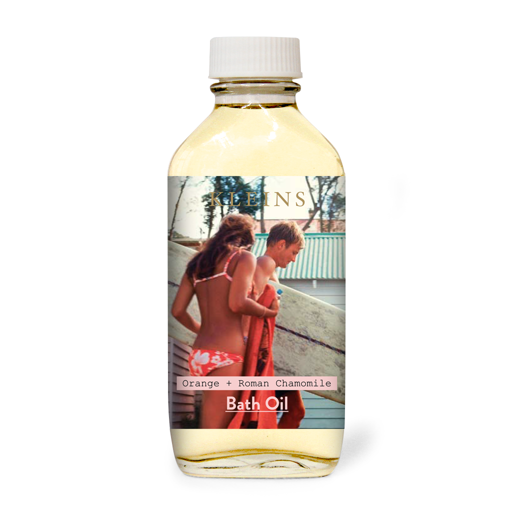 Surfer with Girl Bath Oil - 100mL