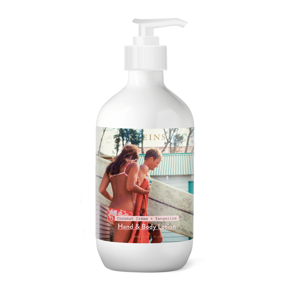 Surfer with Girl Hand & Body Lotion - 500mL