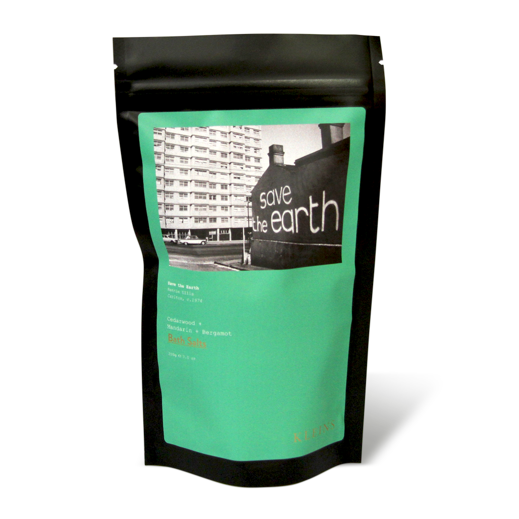 Save the Earth Bath Salts - 200g