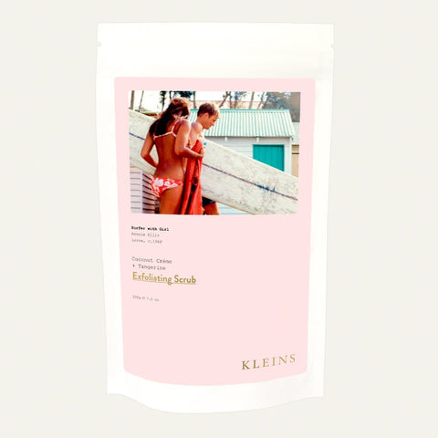 Surfer with Girl Body Scrub - 200g
