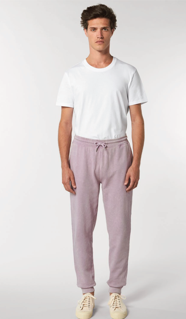 NAFSI Sustainable Fashion joggers, 100% organic cotton sweatpants