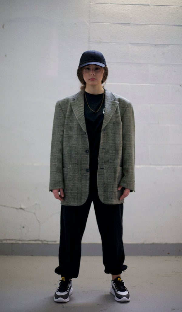 Vintage Blazer 100% Virgin Wool