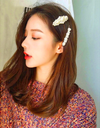 Angels Last Mission: Love Shin Hye-sun Inspired Hair Clip 001 - Hair Accessories