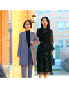 Angels Last Mission: Love Shin Hye-sun Inspired Stardust Dress - Dresses