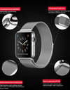 Apple Watch Weaved Strap for iWatch 1 / 2 / 3 / 4 - Smartwatch Strap