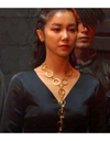 Arthdal Chronicles Kim Ok-Bin Inspired Necklace 001 - ONE SIZE ONLY / Gold - Necklaces