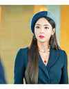Beauty Inside Lee Da Hee Inspired Beret Hat - Hat