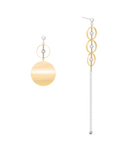 Beauty Inside Lee Da Hee Inspired Earrings 007 - ONE SIZE ONLY / Gold