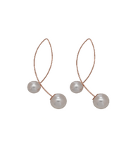 Beauty Inside Lee Da Hee Inspired Earrings 011 - ONE SIZE ONLY / Silver - Earrings