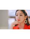 Beauty Inside Lee Da Hee Inspired Earrings 012 - Earrings